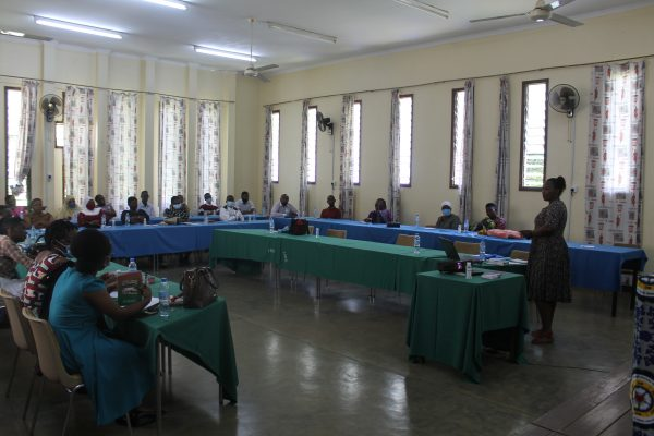 BCC EXTENDED HEALTH TRAINING TO KIWOCE AND MOSHI PRIMARY TEACHERS.